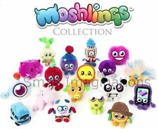 Moshi Monsters Moshlings Soft Toy Plush - Choose your Carte Blanche Plushie