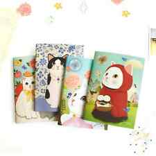 Brand New Jetoy Cute A6 Stitch Line Notebook (64 pages) - Choo Choo Mini note