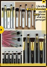 10Pcs/lot New Hot Sale Professional Jessup Brush Makeup Set Brushes Tools 4Color
