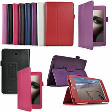 TOP8 hot  Folio Leather Stand Case Cover For ASUS MeMO Pad HD 7 ME173X ME173