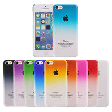Stylish Slim Thin 3D Waterdrop Raindrop Hard Back Case Cover Skin for iPhone 5c