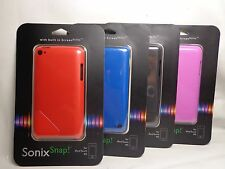 SONIX HARD COVER THIN CASE SKIN FOR APPLE IPOD TOUCH 4G 4 GEN 4TH GENERATION