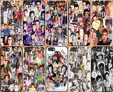 iPhone 5/5S hard case Magcon Boys-add a message if need 4/4s 5c,samsung s3 s4 s5