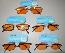 Magnivision Foster Grant Computer Readers Reading Glasses Spring Hinges $19.99