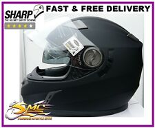 **LIMITED EDITION** Viper RS-V9 Dimension Matt Black Motorcycle Motorbike Helmet