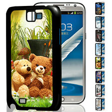 CHEAPEST Various Pattern Shell Skin Case Cover For Samsung Galaxy Note II N7100