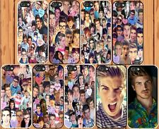iPhone 5/5S hard case Joey Graceffa-add a message if need 4/4s 5c,samsung s4 s5