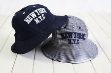 Unisex New York City Fishing Bucket Boonies Basic Hunting Outdoor Sports Hat Cap
