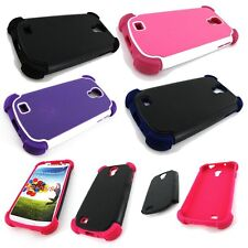 For Samsung Galaxy S4 S 4 IV i9500 Rugged Matte Hard Case Skin Cover Accessory