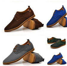 Hot NEW Men's Fashion Suede European style leather oxfords Casual Shoes 11 Size