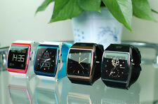 Advanced Bluetooth Smart watch with Camera Mic For Smart phones SIM Supported