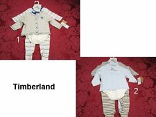 Timberland 5 Pc Outfit  Set Baby Infant Boys Sz 6-9 Mos Assorted Colors NWT