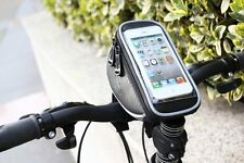 Roswheel Bike Bicycle Front Frame Tube Handlebar Bag Pouch For Sumsung Note 2 3