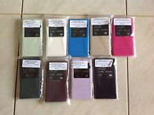 S-View Leather Flip Wake Sleep chip Smart Case for Samsung GALAXY S5 i9600