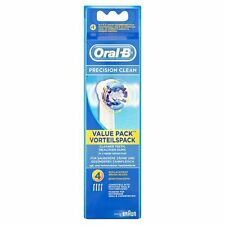 NEW ORAL-B/BRAUN REPLACEMENT PRECISION CLEAN TOOTHBRUSH HEADS, 2 or 4, SALE!!!!!