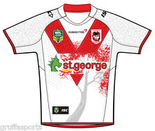 St George Illawarra Dragons 2014 Indigenous Jersey S - 3XL Mens NRL New Limited
