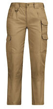 Propper Women Lightweight Tactical Pant Trouser Polyester/Cotton Ripstop Coyote
