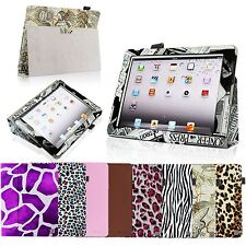 Slim Folio PU Leather Cover Case Stand For APPLE iPad 1 1st Gen 9.7-inch Tablet