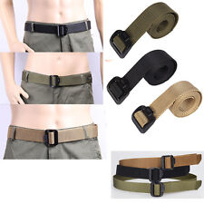 Nylon CQB Survival Tactical Belt Emergency Rescue Rigger Militaria Military