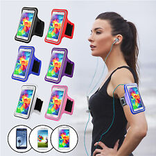 Cycling Running Jogging Sport Gym Armband Case Cover for Samsung Galaxy S5 S4 S3