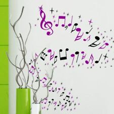 32Mix Music Musical Melody Note 47 Star Wall Art Window Decal Sticker Decoration