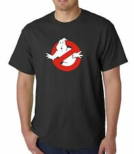 ghost busters t shirt logo funny movie classic