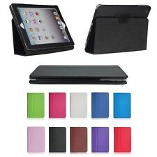 Leather Skin Case Cover Pouch Protector Kickstand For Apple iPad 2 3 4 Retina 4G