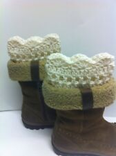SALE! Crochet Knit Boot Cuffs 28 colors shipping discount