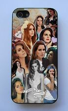Lana Del Rey Original Tumblr Collage Fitted Case For Apple iPhone & iPod