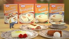 Traditional Turkish Desserts by Dr.Oetker ,Gluten Free,price is for 3 packs