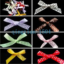 Free ship 30 fashion Polyester fabric bow flowers Apparel and home decorative H2
