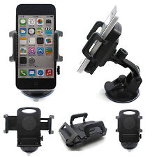 Universal 360° Rotating Car Windshield Mount Suction Cup Holder Bracket Stand