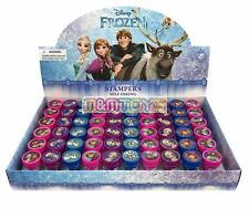 Disney Frozen Anna Elsa Olaf  Self-Inking Stamps Birthday Party Favors