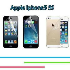 3-20pcs Apple iphone 5/5S/SE Ultra clear Front+Back Guard Film Screen protector