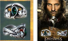 The Lord Of The Ring Crystal Barahir Ring Men's Jewelry Gift an284