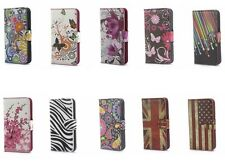 2014 Hot New arrive PU Leather Flip case cover & wallet & Card slot for Nokia