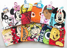 Disney character childs baby novelty wash bath mitt Minnie Mouse Muppets etc