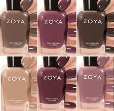 Zoya Fall 2014 Naturel Deux (2) Collection Nail Polish Choose Your Colors!