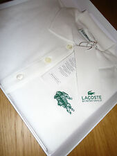 80th ANNIVERSARY LACOSTE POLO SHIRT'S LIMITED EDITION'S SIZE 8-10-12-14-16-18