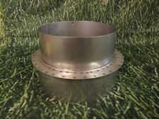 """6"""" to 10"""" Stainless Steel Stove Pipe Reducer"""