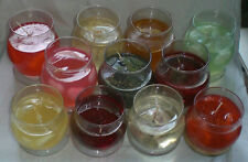 12oz Gel Jar Candles Choose From 4 Scents