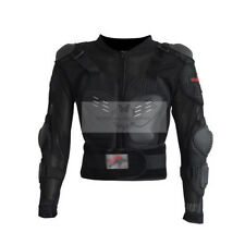 Motorcycle Racing Full Body Armor Guard Spine Chest Protective Jacket Gear FHFd1