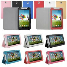 Dual Core 7'' Unlocked Android 4.2 3G Dual Sim Smart Cell Phone HD Tablet Colors