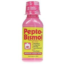 Pepto-Bismol Liquid Treats Heartburn,Indigestion,Nausea,Upset Stomach,Diarrhoea