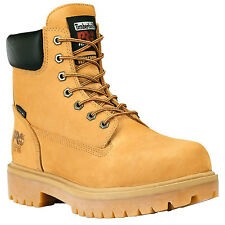 """Timberland Men's Direct Attach 6"""" Steel Toe Boots - New In Box"""