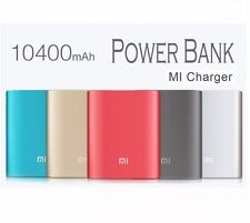 XIAOMI 10400mAh External Power Bank Charger For Samsung S4 S5 NOTE 2 3 i9600 HTC