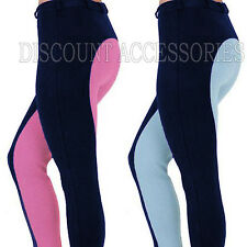 NEW HORSE RIDING LADIES SOFT STRETCHY JODHPURS/JODPHURS JODS ALL SIZES & COLORS