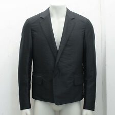 NEW Lanvin Grey One Button Blazer GENUINE RRP: £2130 BNWT