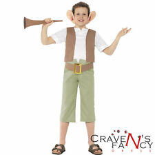 Roald Dahl Day BFG Character Book Week Boys Licensed Fancy Dress Costume Child