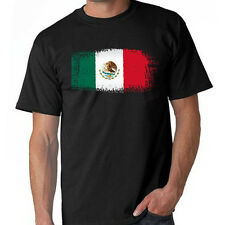 Mexico Flag National Ethnic Pride Mexican Pride T-Shirt